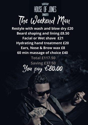 Weekend-Man